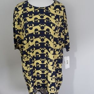 NWT LuLaRoe Irma, Disney Collection, Size Small